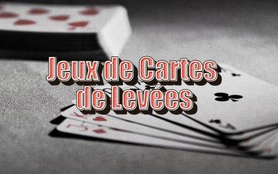 Jeux de Cartes de Levées