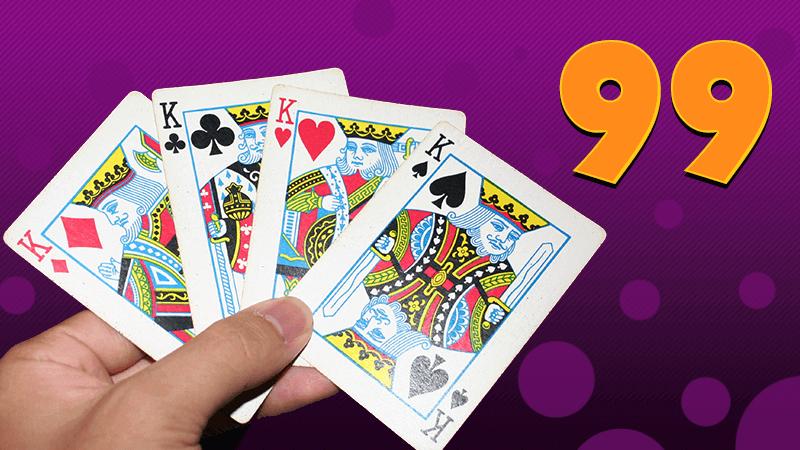 99 jeu de cartes