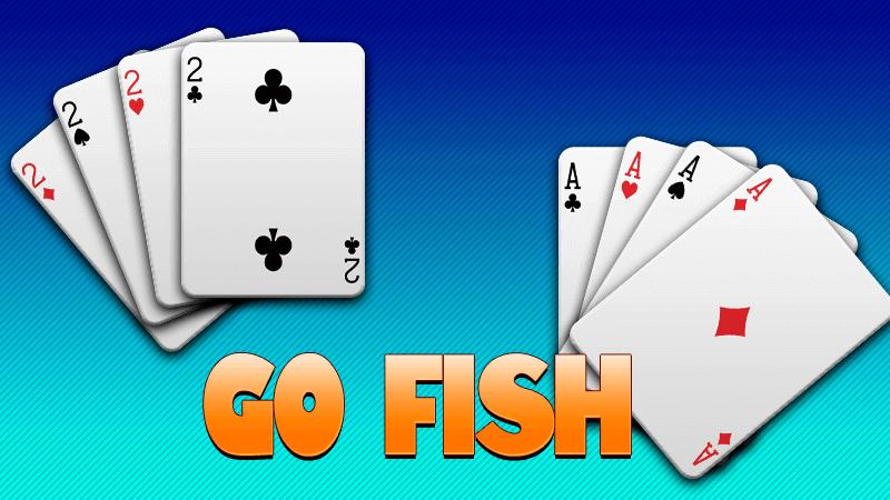 go fish règles