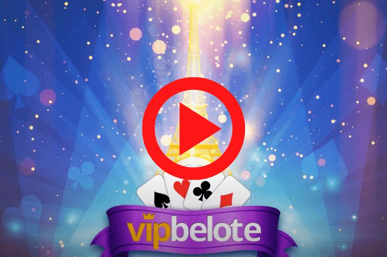 découvrez les jeux de VIP Belote
