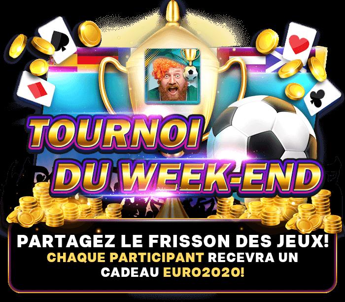 tournoi do week-end euro 2020
